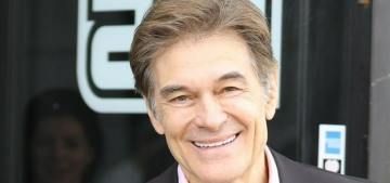 Dr. Oz & other 'celebrities' are refusing to do Trump's pandemic ad campaign