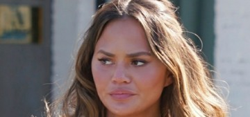 Chrissy Teigen lost her pregnancy: 'Jack worked so hard to be a part of our little family'