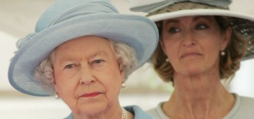 The Queen sent Penelope Knatchbull to 'drive' with Prince Philip during Sussexit