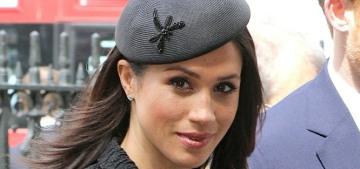 Robert Lacey: Duchess Meghan 'has an incredible & dangerous level of self-belief'