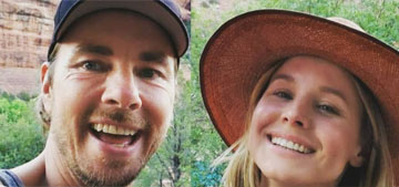 Kristen Bell is 'beyond proud' of Dax Shepard, who thanks fans for support
