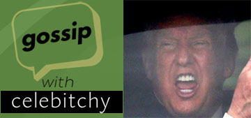 'Gossip with Celebitchy' podcast #68: the one where we learn Trump has covid