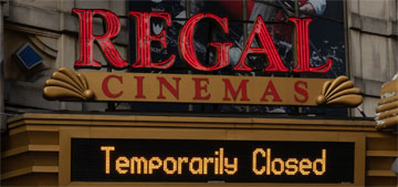 All Regal theaters are likely closing in the US and the UK until at least 2021