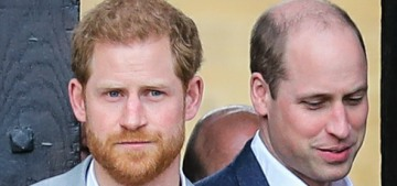 Prince William 'was so furious' with Harry, he refused to eat lunch with him in January