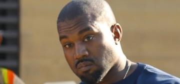 Kanye West goes maskless in Malibu, despite a state-wide mask mandate