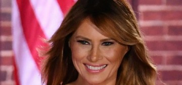 Melania Trump won't leave the White House: She's 'aware of the dangers of Covid-19′