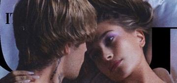 Justin Bieber & Hailey Baldwin celebrate their 2nd anniversary on Vogue Italia