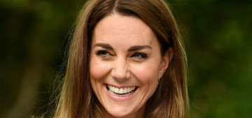Duchess Kate made a surprise visit to a university to check in on the Covid situation