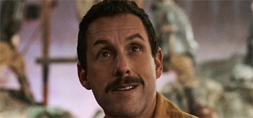 Adam Sandler: It's hard to hang up on Zoom because you have to look at someone