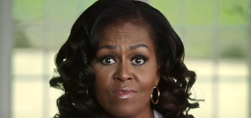 Michelle Obama: We can't pretend 'we don't know exactly what this president stands for'