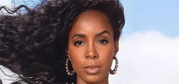 Kelly Rowland announces her second pregnancy in Women's Health