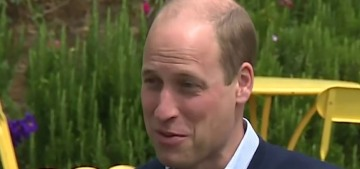 Prince William chatted with Earthshot Prize Council member Shakira on IG