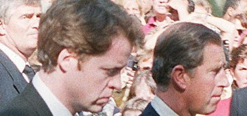 The Earl Spencer & Prince of Wales had a huge fight about Diana's funeral