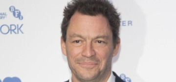 The Affair: married dude Dominic West canoodles with Lily James in Rome