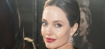 Angelina Jolie is in talks to star in 'Every Note Played' with Christoph Waltz