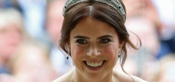 Princess Eugenie posts never-before-seen portraits from her 2018 wedding