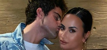 Demi Lovato is 'in contact with lawyers' about her creepy stalker ex-fiance