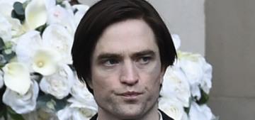Robert Pattinson's Bruce Wayne looks so '90s emo as 'The Batman' films in Liverpool