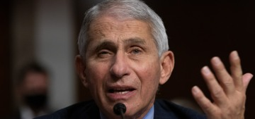 Dr. Anthony Fauci: The Trump campaign is 'harassing me' by including me in their ad