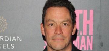 Dominic West & Lily James were almost certainly having an on-set affair in Rome