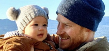 People: Prince Harry 'wants to give Archie the childhood he always wanted'