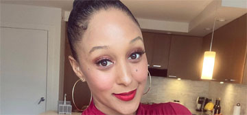 Tamera Mowry on doing Zumba: 'moving my body really helped me mentally'