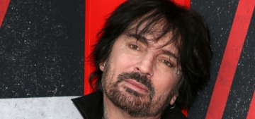 Tommy Lee: I'll 'go back to my motherland, go back to Greece' if Trump wins