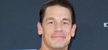 John Cena quietly married Shay Shariatzadeh, his girlfriend of a year & a half