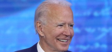 Joe Biden was handsome, wonky, compassionate & wonderful during his townhall