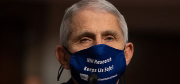 Dr. Fauci calls traditional Thanksgiving a 'risk' we 'may have to sacrifice'
