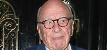 Rupert Murdoch is telling people that Joe Biden will win in a landslide