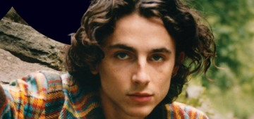 Timothee Chalamet covers GQ, discusses fame, race & 'the Coachella of it all'