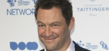 Dominic West & Lily James canoodled during the flight from London to Rome