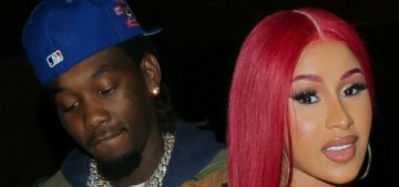 Cardi B filed for divorce to teach Offset 'a lesson' & says she's not 'getting abused'