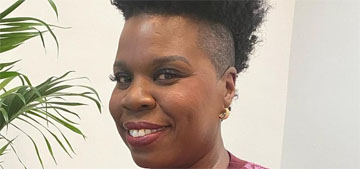 Leslie Jones told people not to use her guest bathroom even before covid