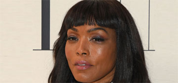 Angela Bassett on her skincare: 'as you get older, your skin turns over a lot slower'