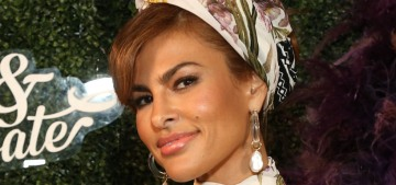 Eva Mendes applauds 'those women who can do it all, but I'm not one of them'