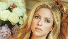 """Shakira looking gorgeous in Vanity Fair"" morning links"