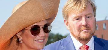 King Willem-Alexander & Maxima had to cancel their Greek vacation after one day