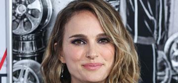Natalie Portman: 'I'm vegan, a lot of people think we're eating alfalfa in the corner'