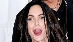 Megan Fox claims she's schizophrenic