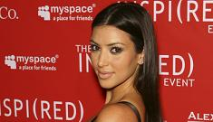 Kim Kardashian says she's not a party girl… and we all laugh
