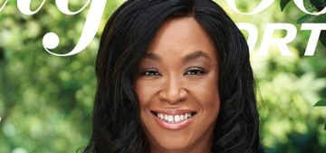Shonda Rhimes left ABC when they nit-picked her over free Disneyland passes