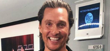 Matthew McConaughey didn't talk to his mom for 8 years after she dished to the press