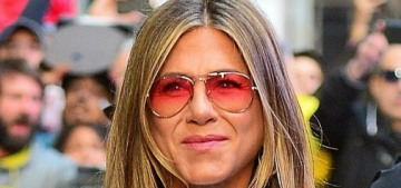 Jennifer Aniston voted early for Biden-Harris: 'It's not funny to vote for Kanye'