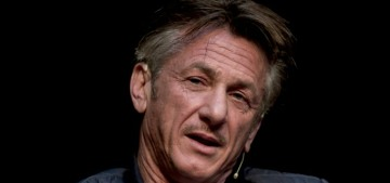 Sean Penn: 'I'd been ambivalent about Biden. My ambivalence is gone'