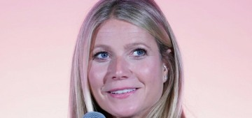 Gwyneth Paltrow: My daughter has 'a sense of entitlement that's beautiful'