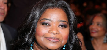 Octavia Spencer was so thrilled Keanu Reeves was in her happy birthday video