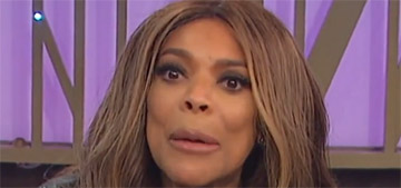 Wendy Williams seemed wasted on her show, her last DJ says it's bad there