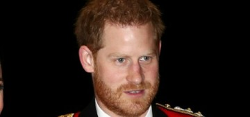A Royal Marines major-general is mad at Prince Harry for a ridiculous reason